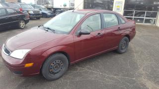 Used 2007 Ford Focus for sale in Etobicoke, ON