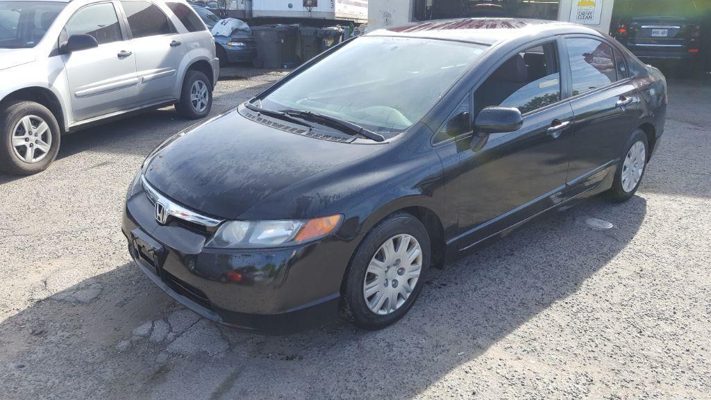 Used 2006 honda civic for sale in etobicoke ontario for Honda civic certified pre owned