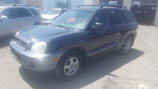 Used 2004 Hyundai Santa Fe for sale in Etobicoke, ON
