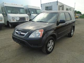 Used 2004 Honda CR-V 4WD EX AUTO for sale in Mississauga, ON