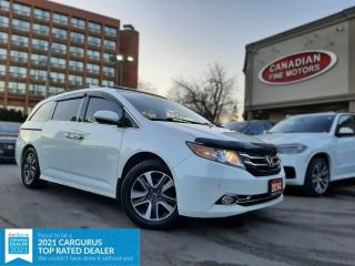 Used 2014 Honda Odyssey TOURING PKG | 8 PASS | NAVI | CAM | ROOF | 4 NEW SNOW TIRES* for sale in Scarborough, ON