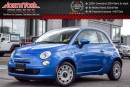 New 2016 Fiat 500 C Pop Leather|AC|Cruise Control|Keyless_Entry|Bluetooth|Great City Car! for sale in Thornhill, ON