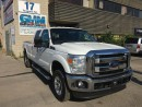 Used 2015 Ford F-350 XLT CREW CAB LONG BOX 4X4 GAS for sale in North York, ON