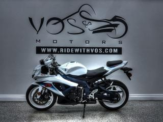 Used 2010 Suzuki GSX-R600 Free Delivery in the GTA** for sale in Concord, ON