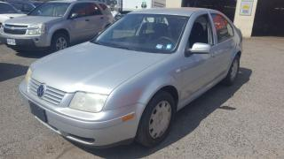 Used 2003 Volkswagen Jetta for sale in Etobicoke, ON