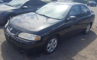 Used 2003 Nissan Sentra for sale in Etobicoke, ON