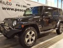 Used 2016 Jeep Wrangler Unlimited Sahara for sale in Peace River, AB