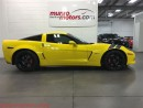 Used 2008 Chevrolet Corvette Z06 Fixed Roof 2LZ Navigation Warranty for sale in St George Brant, ON