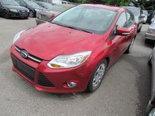 Used 2012 Ford Focus SE, Low KMs for sale in North York, ON