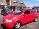 Used 2008 Chevrolet Aveo5 LS Manual in EXCELLENT condition! for sale in Brantford, ON