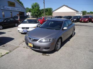 Used 2006 Mazda MAZDA6 GS for sale in Sarnia, ON