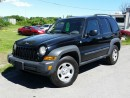 Used 2006 Jeep Liberty Sport 4X4 for sale in Gloucester, ON