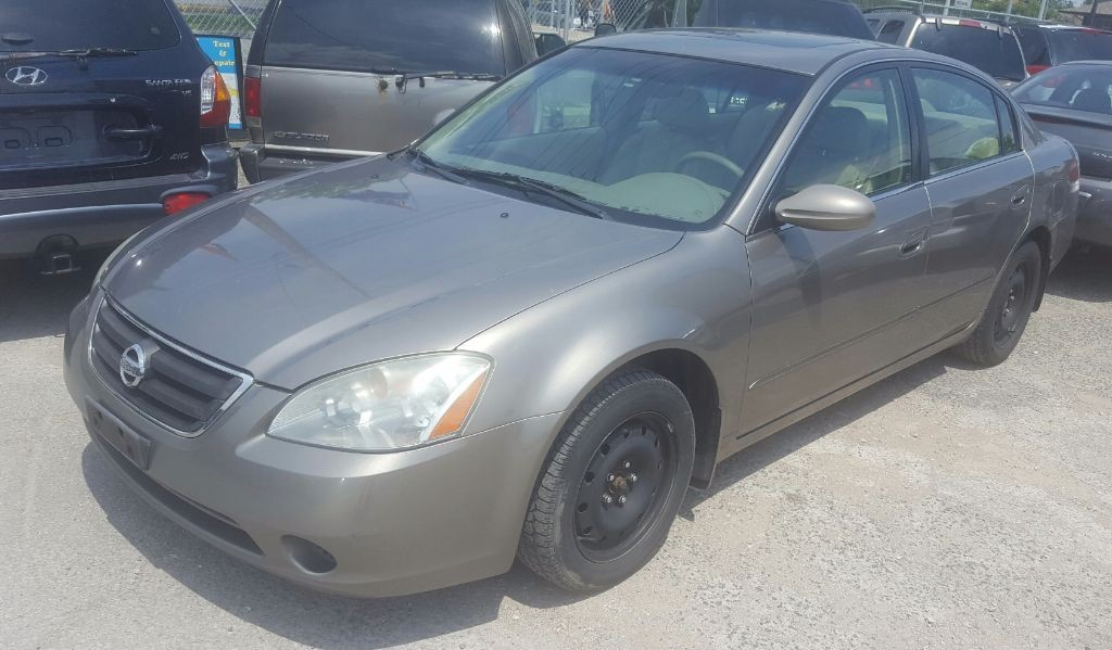 Used 2003 Nissan Altima For Sale In Etobicoke Ontario