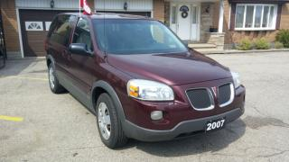 Used 2007 Chevrolet Uplander LS for sale in Cambridge, ON