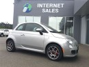 Used 2014 Fiat 500 Sport for sale in Coquitlam, BC