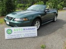 Used 2002 Ford Mustang Premium, Convertible, Insp, Warr for sale in Langley, BC
