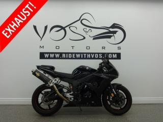 Used 2005 Yamaha YZF-R6 - No Payments For 1 Year** for sale in Concord, ON