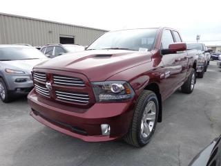 Used 2016 Dodge Ram 1500 Sport for sale in Yellowknife, NT