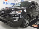 Used 2016 Ford Explorer Sport 4WD Ecoboost. LEATHER, NAV, DUAL SUNROOF for sale in Edmonton, AB