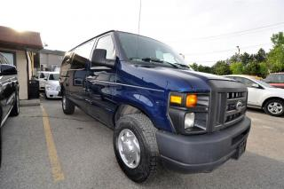 Used 2011 Ford E150 XLT 8 passenger 79K for sale in Aurora, ON