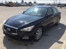 Used 2014 Infiniti Q50 AWD, Nav, Deluxe Touring and T for sale in Winnipeg, MB
