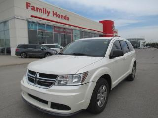 Used 2012 Dodge Journey SE Plus, REAR ENTERTAINMENT, for sale in Brampton, ON