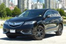 Used 2017 Acura RDX Elite at *Onyx Wheels, Protection Package* for sale in Vancouver, BC