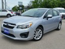 Used 2014 Subaru Impreza 2.0i w/Touring Pkg for sale in Beamsville, ON