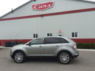 Used 2008 Ford Edge Limited for sale in Tillsonburg, ON