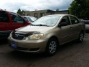 Used 2007 Toyota Corolla CE,cert&etested for sale in Oshawa, ON