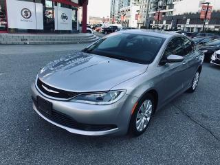 New 2016 Chrysler 200 LX for sale in Richmond, BC