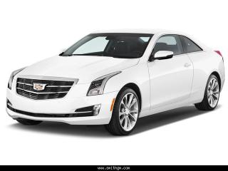 New 2016 Cadillac ATS 2.0 Turbo Luxury Collection for sale in Kamloops, BC