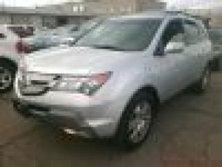 Used 2007 Acura MDX TECH PKG - NAVIGATION - 7 SEATER for sale in North York, ON