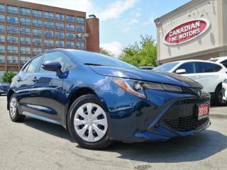 Used 2019 Toyota Corolla HATCHBACK |CAM | BLUETOOTH | TOYOTA WARR | 4 NEW SNOW TIRES* for sale in Scarborough, ON
