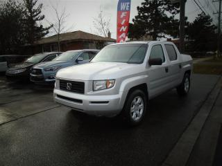 Used 2007 Honda Ridgeline LX for sale in Scarborough, ON