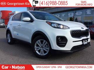 Used 2017 Kia Sportage LX | $ 156 BI-WEEKLY | 1 LEFT | BACKUP CAMERA | for sale in Georgetown, ON