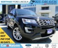 Used 2016 Ford Explorer Limited | EXPANSION SALE ON NOW | NAV | LEATHER | for sale in Brantford, ON