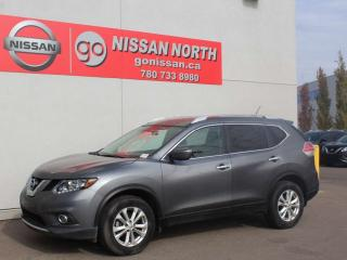 Used 2016 Nissan Rogue SV/AWD/ONE OWNER for sale in Edmonton, AB