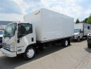 Used 2013 Isuzu NRR Diesel 18ft box with ramp for sale in Richmond Hill, ON