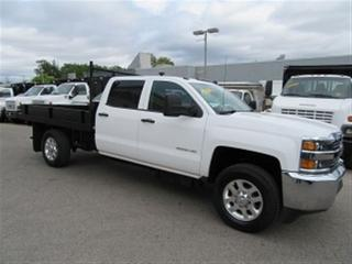 Used 2015 Chevrolet Silverado 3500HD Diesel CrewCab  4X4  with 9 ft deck x 2 for sale in Richmond Hill, ON