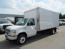 Used 2015 Ford E450 16ft Transit FRP Box cubevan for sale in Richmond Hill, ON