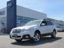 Used 2014 Subaru Outback 3.6R WITH EYESIGHT for sale in Stratford, ON