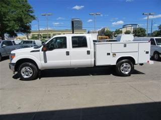 Used 2014 Ford F-350 crewcab Reading Service body for sale in Richmond Hill, ON
