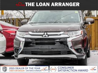 Used 2016 Mitsubishi Outlander for sale in Barrie, ON