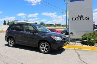 Used 2016 Subaru Forester Limited with Nav for sale in Oakville, ON