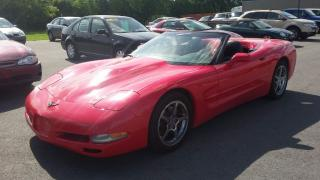 Used 1998 Chevrolet Corvette for sale in Cornwall, ON