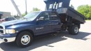 Used 2004 Dodge Ram 3500 Dump Truck for sale in Cornwall, ON