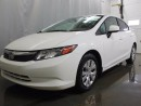Used 2012 Honda Civic LX for sale in Edmonton, AB