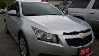 Used 2012 Chevrolet Cruze 1LT for sale in Fort Erie, ON