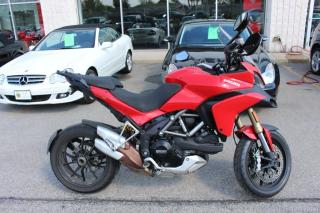 Used 2012 Ducati Multistrada ABS for sale in Oakville, ON